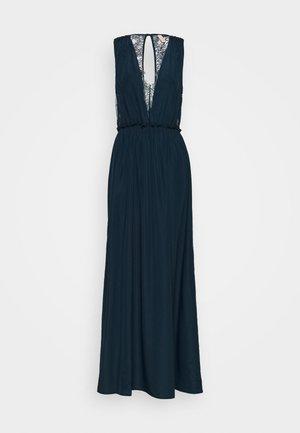 ELENA MAXI DRESS SHOW - Galajurk - dark sapphire
