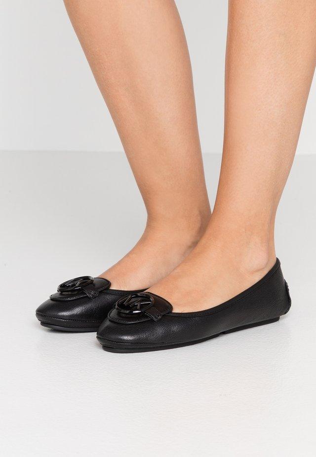 LILLIE MOC - Ballerina's - black