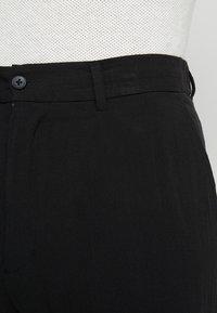 Weekday - LARGO PANTS - Bukse - black - 5