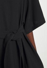 MM6 Maison Margiela - DRESS - Day dress - black - 6