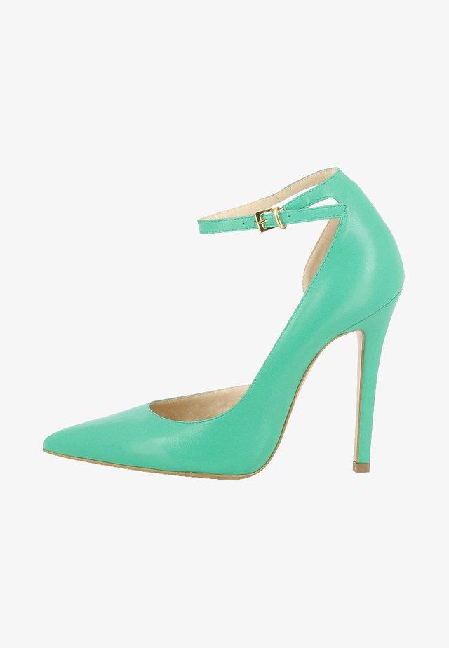 DAMEN LISA - Zapatos altos -  green
