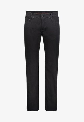 ARNE - Straight leg jeans - black