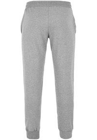 Reusch - Tracksuit bottoms -  light grey / white - 1