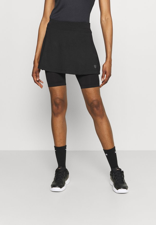 SKORT SULLY 2 - Sports skirt - black