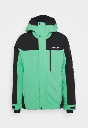 Snowboardjacke - black/mint