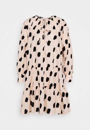 DRESS - Kjole - beige dusty light