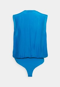 Pinko - INES HABUTAY SOFT TOUCH - Blouse - blue - 1