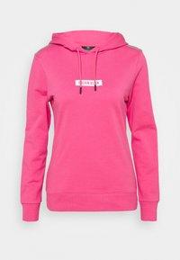 Calvin Klein Performance - HOODIE - Sweat à capuche - pink - 0
