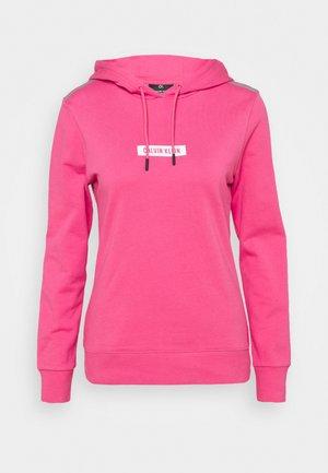 HOODIE - Huppari - pink