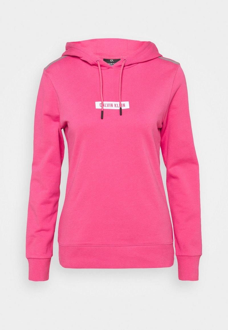 Calvin Klein Performance - HOODIE - Sweat à capuche - pink