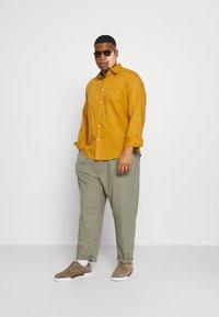 Johnny Bigg - ANDERS SHIRT - Shirt - mustard - 1