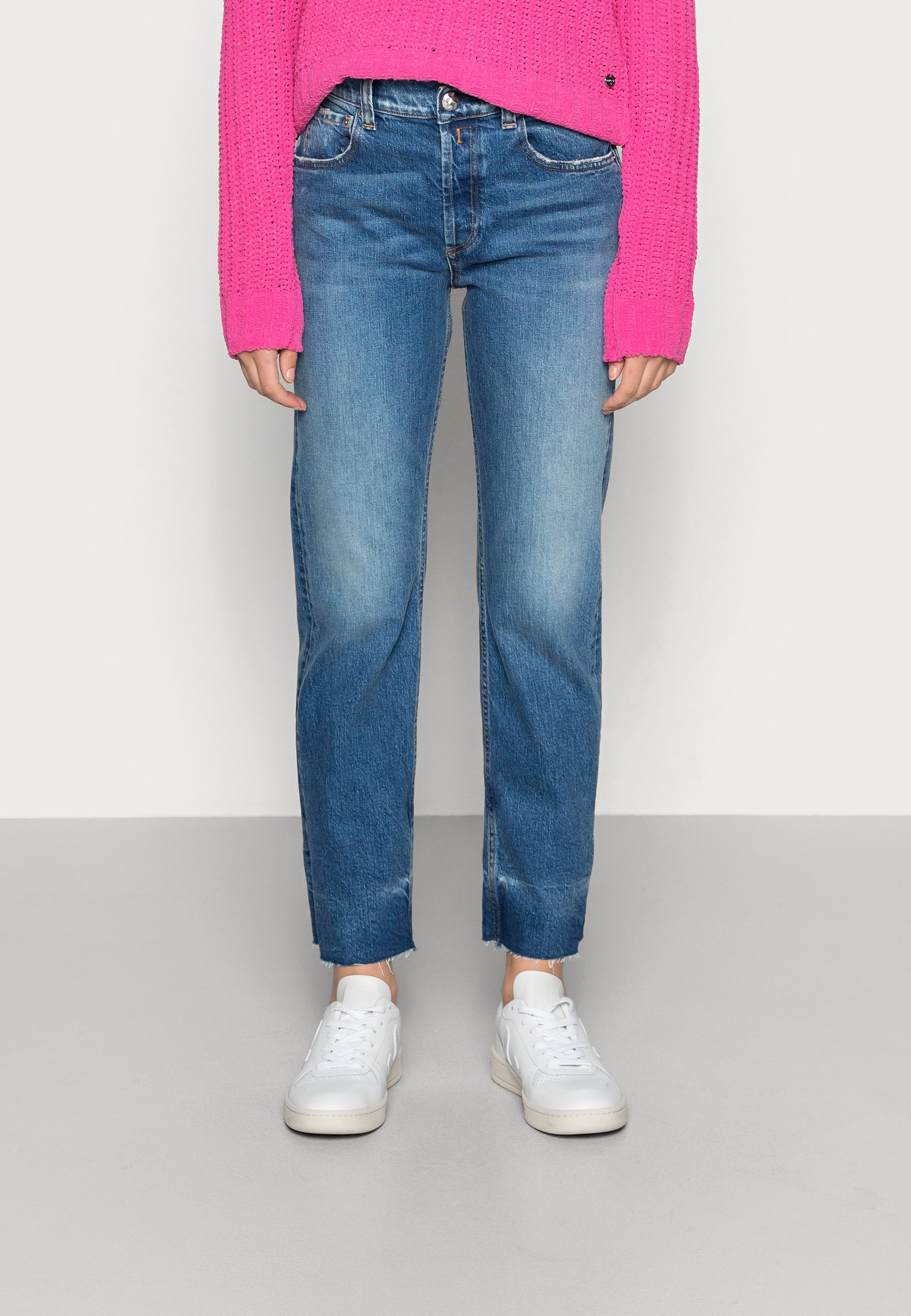 Donna MAIJKE PANTS - Jeans a sigaretta
