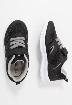 SKIP - Sneakers laag - schwarz/grau