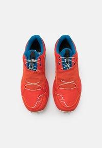 Dynafit - ALPINE PRO - Trail running shoes - dawn/mykonos blue - 3
