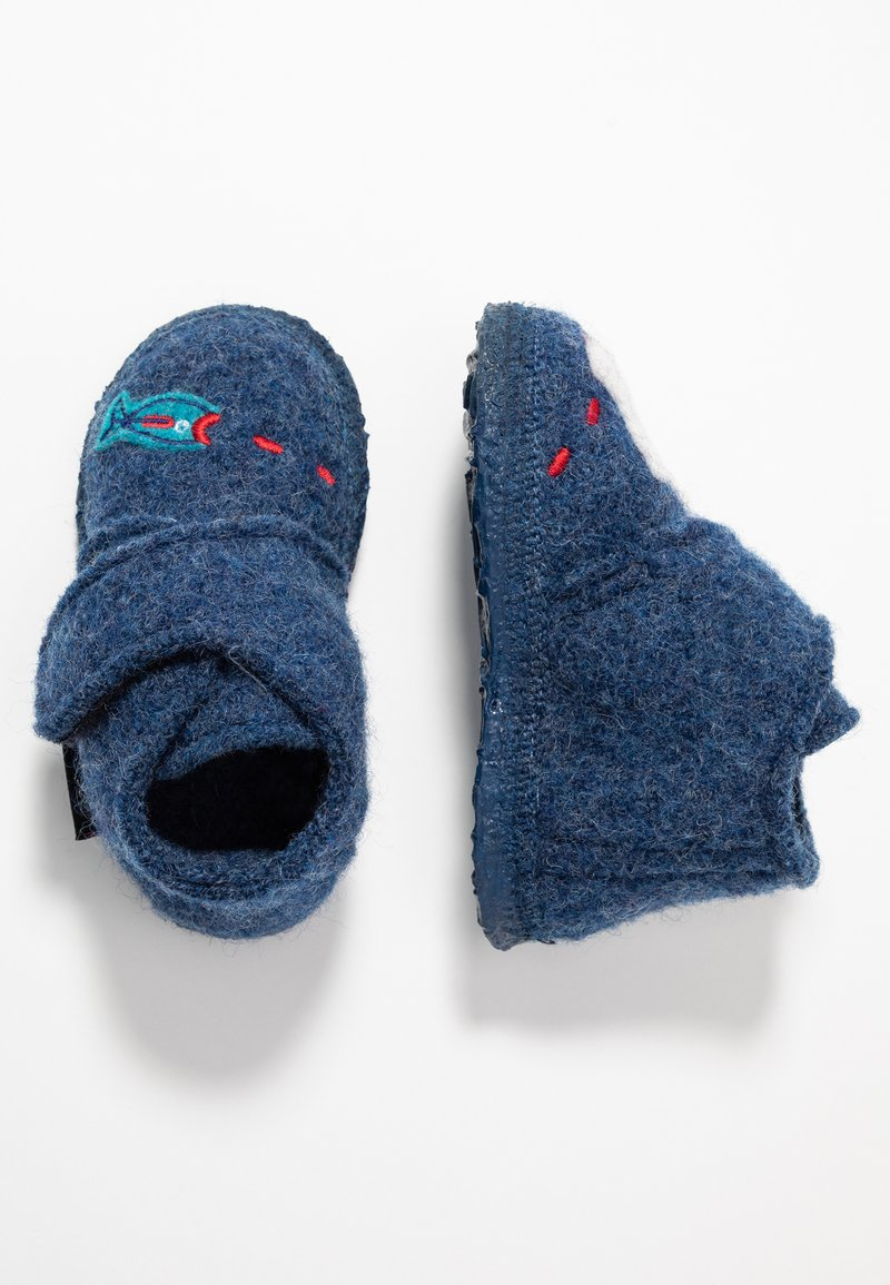 Nanga - POLAR BEAR - První boty - blau