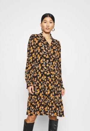 FLURA - Day dress - cathay spice