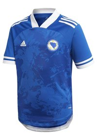 adidas Performance - Sports shirt - blue - 1