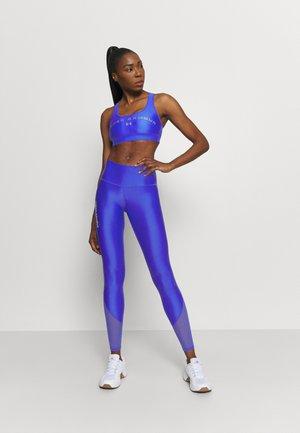 MID CROSSBACK BRA - Sports bra - emotion blue