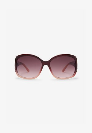 CUT-OUT DETAIL  - Sunglasses - pink