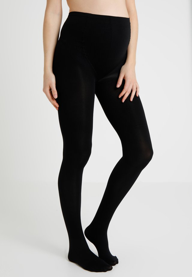 MATERNITY TIGHTS - Strumpbyxor - black