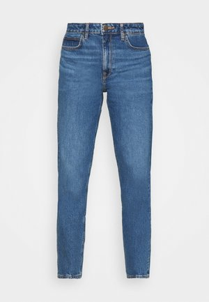 CAROL - Straight leg jeans - worn iris