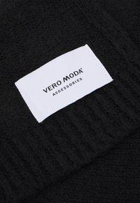 Vero Moda - VMKRISTINA LONG SCARF - Sjaal - black - 2