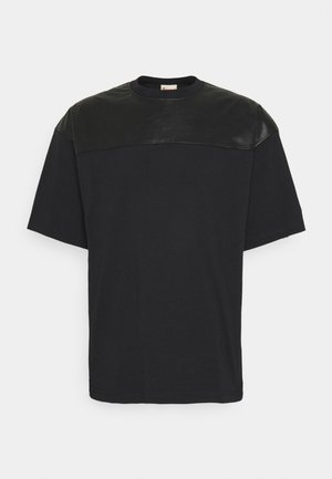 CREWNECK  - T-shirts - black
