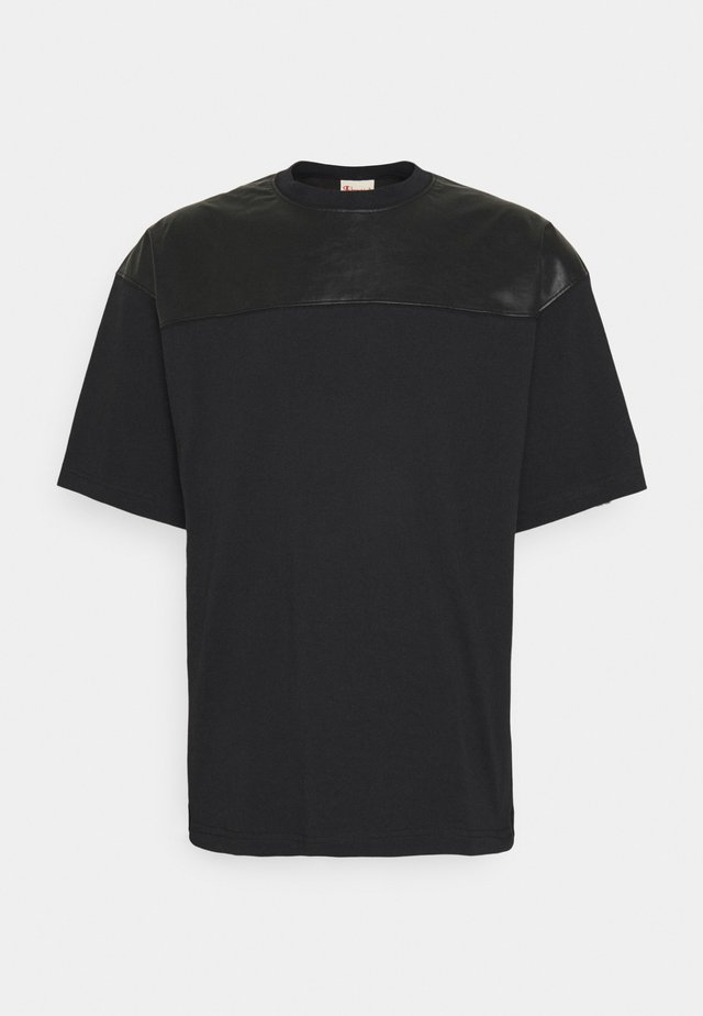 CREWNECK  - T-shirt basique - black
