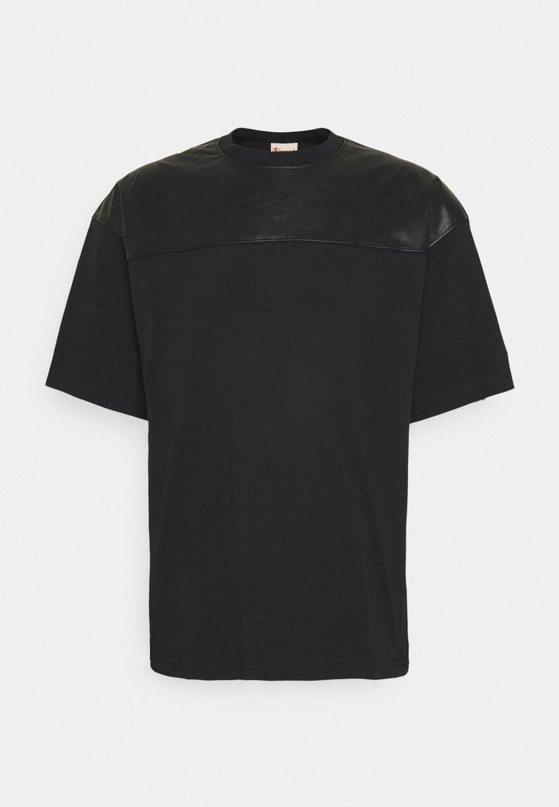 Champion Reverse Weave - CREWNECK  - Basic T-shirt - black