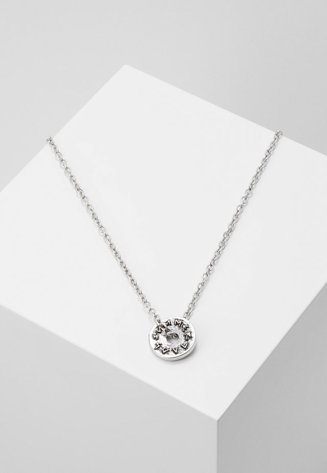 SUMMER SOUL NECKLACE - Collana - silver-coloured