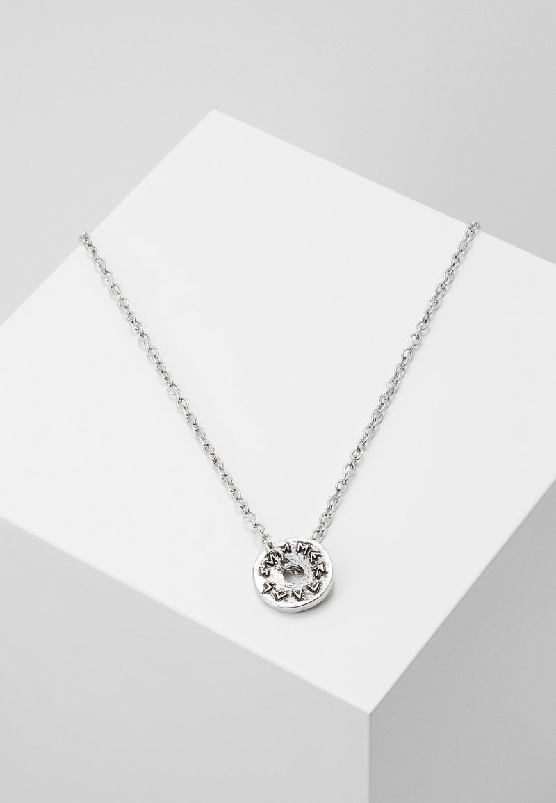 Classics77 - SUMMER SOUL NECKLACE - Ketting - silver-coloured