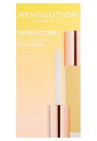 Revolution Skincare - COLOUR PERFECTING EYE CREAM - Eyecare - - - 2