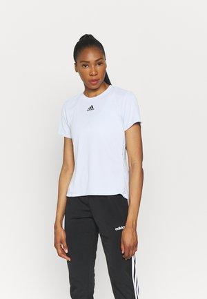TEE H.RDY - T-shirt imprimé - light blue