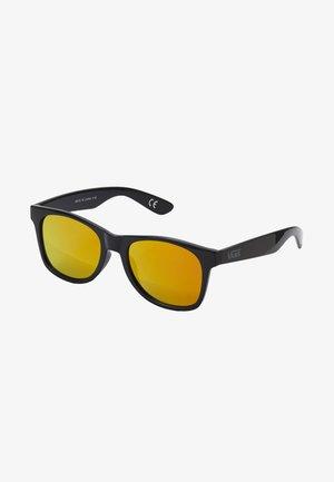 SPICOLI FLAT SHADES - Sunglasses - black/mirror