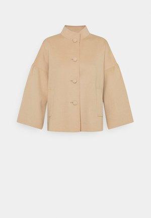 Summer jacket - kamel
