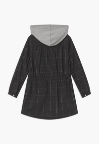 IKKS - HOOD - Košilové šaty - gris anthracite - 1