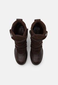 See by Chloé - Kotníková obuv na vysokém podpatku - texan/testa di moro - 4