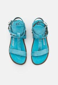 A.S.98 - T-bar sandals - marina - 5
