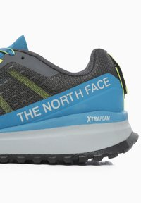The North Face - M ULTRA SWIFT - Trail running shoes - vanadis gry/blue sapphire - 5