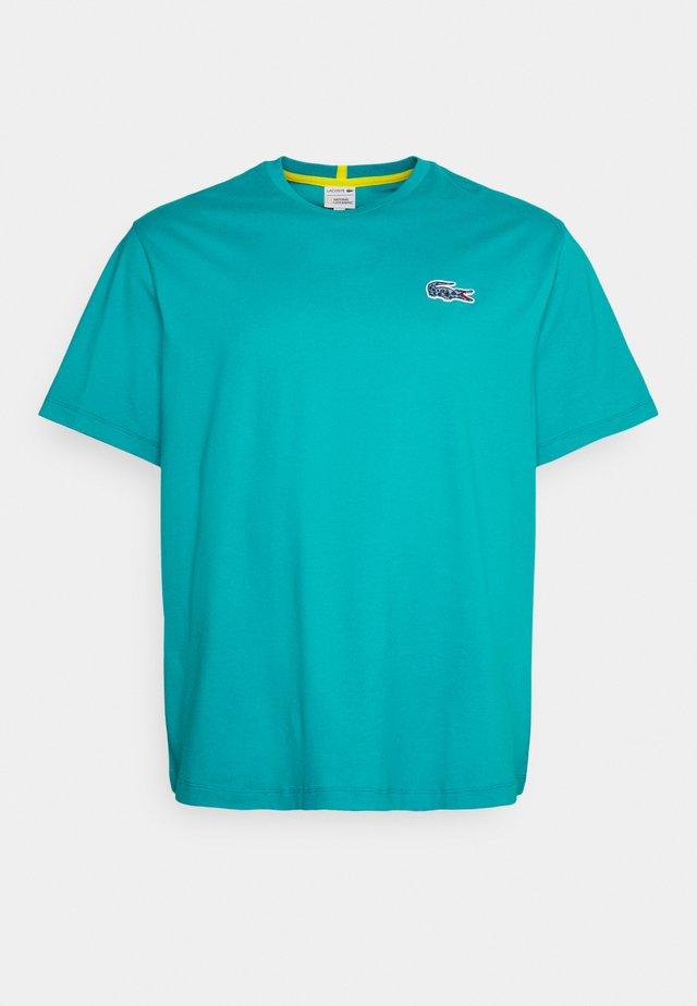 Basic T-shirt - reef/frog