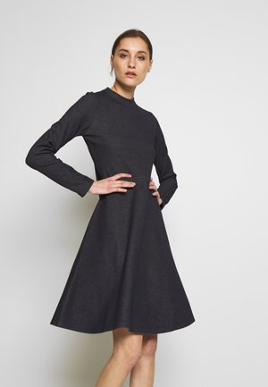 WONIT - Jersey dress - just blue
