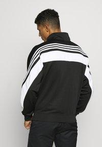 adidas Originals - SPORT INSPIRED TRACK TOP - Verryttelytakki - black/white - 2