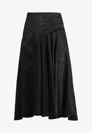 VIOLOT - A-line skirt - black