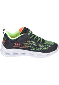Skechers - Trainers - black/lime - 5