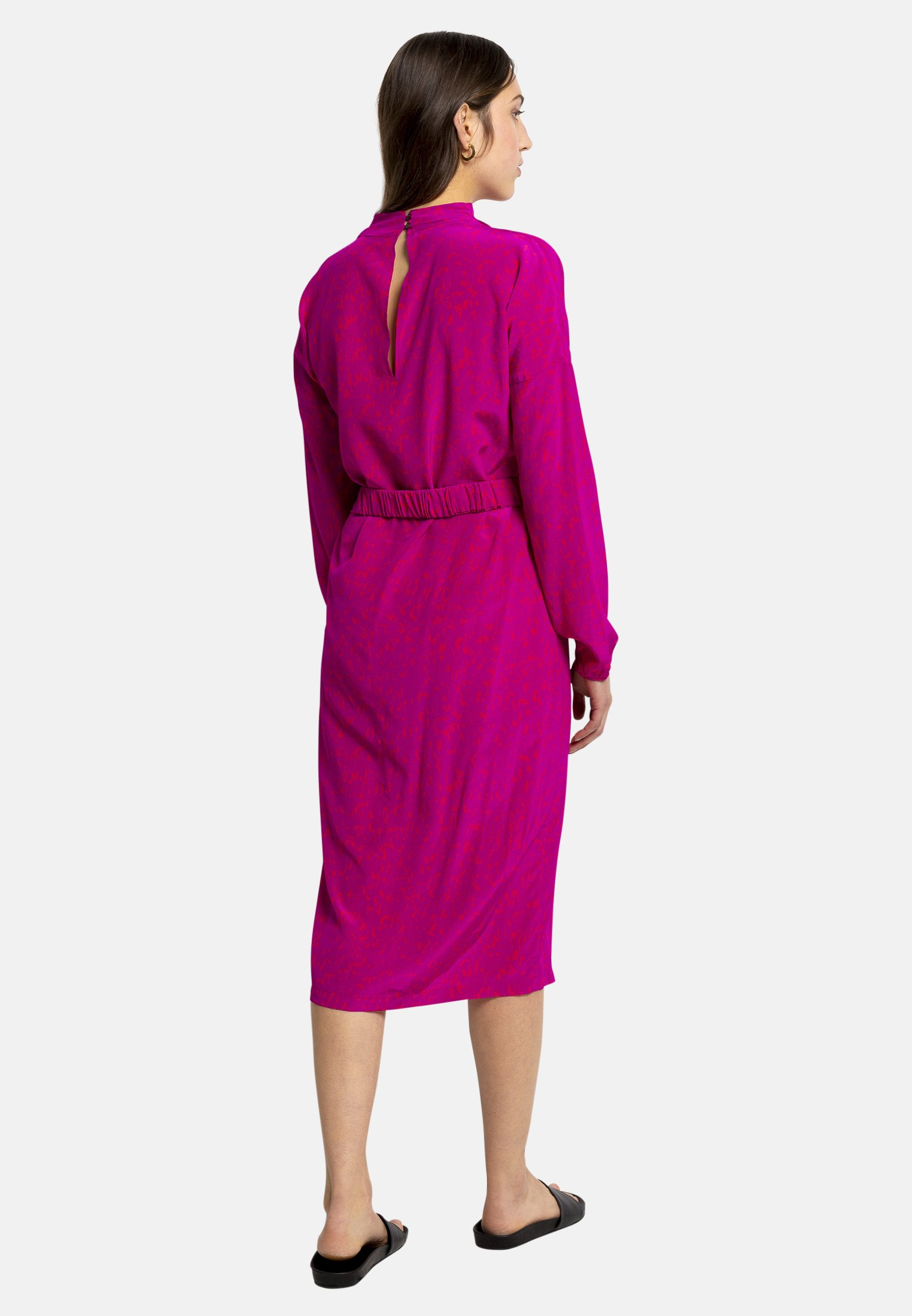 HUMANOID BOYA PRI - Freizeitkleid - red | Damenbekleidung 2020