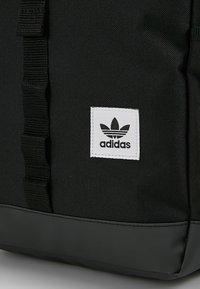 adidas Originals - TOPLOADER - Rucksack - black - 7