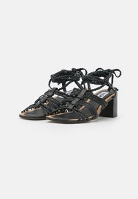 ASRA - JENSON - Sandals - black - 2