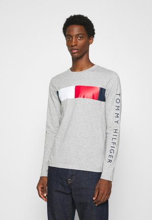 BRANDED - Long sleeved top - grey