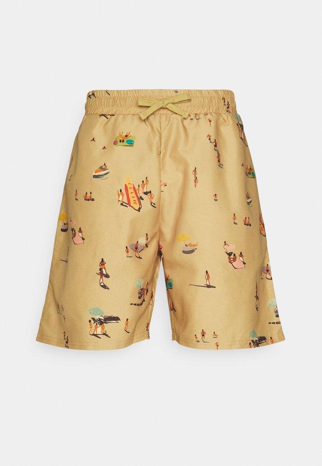 HYBRID - Shorts - khaki