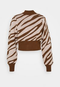 Trendyol - KAHVERENGI - Pullover - brown - 0
